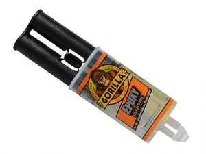 Gorilla 5 Min 2-Part Epoxy Syringe 25ml