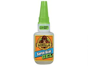 Gorilla Super Glue Gel 15g