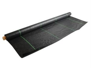 Groundtex Woven Geotextile Fabric - 1m x 15m