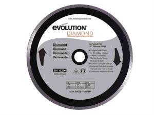 RAGE® Diamond Continuous Rim Blade 255 x 25.4mm