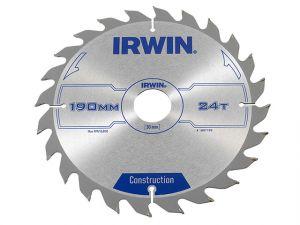 Circular Saw Blade 190 x 30mm x 24T ATB
