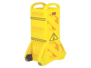 Portable Mobile Barrier Yellow 9S11