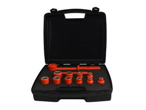 Insulated Socket Set of 12 1/2in Drive