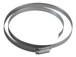 11.1/2in Zinc Protected Hose Clip 260 - 292 mm (10.1/4 - 11.1/2in)