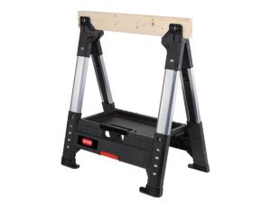 Lumberjack™ Adjustable Single Sawhorse