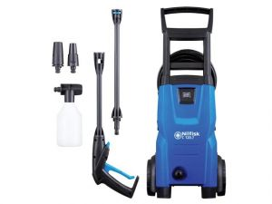 C120.7-6 PCA X-TRA Pressure Washer with Patio Cleaner & Brush 120 bar 240V