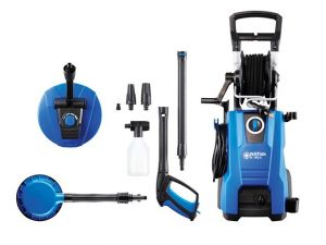 D140.4-9 PAD X-TRA Pressure Washer & Cleaning Kit 140 bar 240V