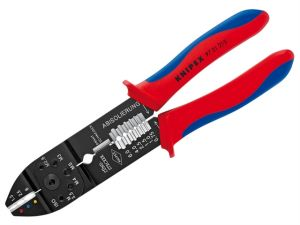 Crimping Pliers for Insulated Terminals & Plug Connectors