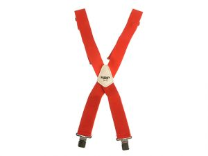 SP-17R Red Braces 2in Wide