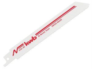 Sabre Saw Blades Bi-Metal Medium S922BF (Pack of 2)