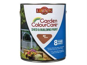 Shed & Building Paint Nut 2.5 Litre