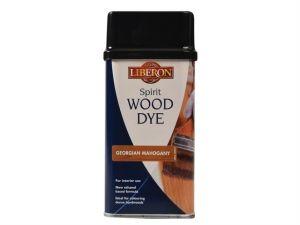 Spirit Wood Dye Georgian Mahogany 250ml