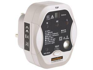 Socket Tester Plus - Professional Wiring & RCD Tester