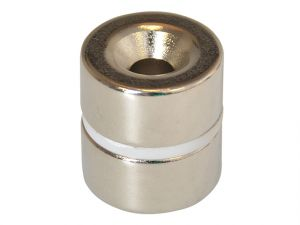 315 Countersunk Magnets (2) 20mm Polarity: South