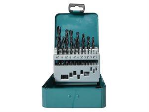 D-54081 HSS Drill Bit Set 19 Piece