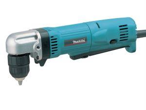 DA3011F 10mm Keyless Angle Drill With Light 450W 110V