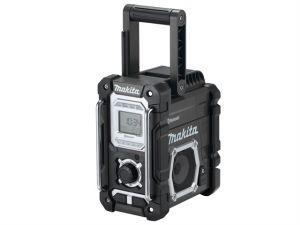 DMR108B Job Site Radio With Bluetooth Black 240V & Li-Ion Bare Unit