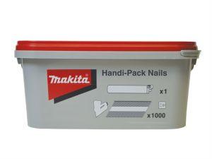 Galvanised Ring Shank Nails Handi-Pack 2.9 x 50mm