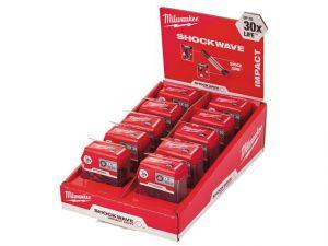 SHOCKWAVE™ Impact Duty Bits TX30 25mm (Pack 25)