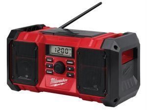 M18 JSR-0 Jobsite Radio 18V Bare Unit