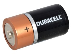 C Cell Alkaline Duracell RePack MN1400 Batteries Pack of 2