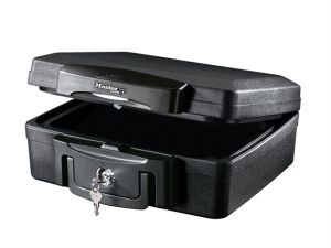 Small Key Locking Fire & Water Chest