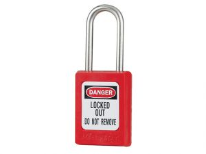 Lockout Padlock – 35mm Body & 4.76mm Stainless Steel Shackle