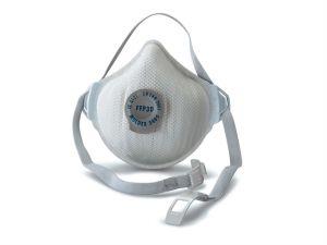 Series 3000 Reusable Mask FFP3 - D Ventex Valve (Pack of 5)
