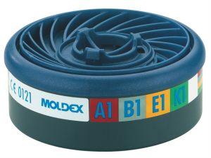 EasyLock® ABEK1 Gas Filter Cartridge (Wrap of 2)