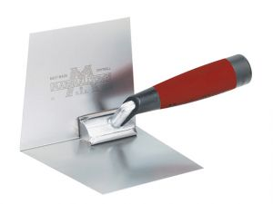 M23D Internal Dry Wall Corner Trowel DuraSoft® Handle