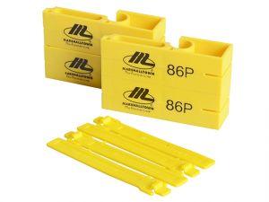 86P Plastic Line Blocks (2)