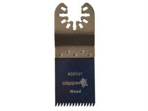 N32CJ1 Precision Japanese Tooth Multi-Tool Blade 32mm