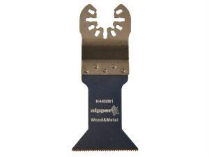N44BM1 Bi-Metal Nitride Coated Multi-Tool Blade 44mm