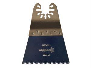 N63CJ1 Precision Japanese Tooth Multi-Tool Blade 63mm