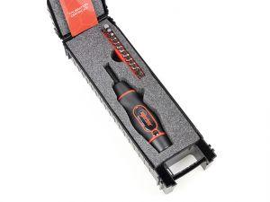Torque Screwdriver Kit 0.3-1.5Nm 1/4in Hex