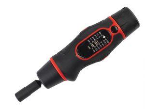 1/4in Hex Torque Screwdriver 1-3.0Nm