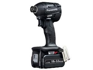 EY75A7LJ2G Impact Driver 18v Dual Volt 2 x 18 Volt 5.0Ah Li-Ion