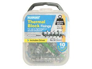 SCP 120 Thermal Block Fixings (10)