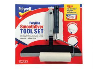 SmoothOver Tool Set Roller & Spreader