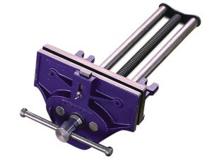 52.1/2ED Woodworking Vice 230mm (9in) with Quick Release & Dog