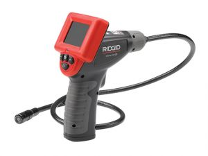 CA-25 Micro SeeSnake® Hand Held Inspection Camera 40043
