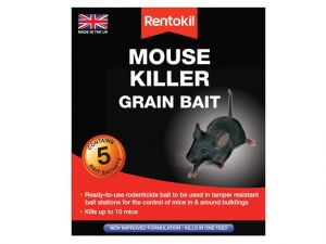 Mouse Killer Grain Bait, 5 Sachets
