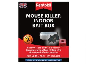 Mouse Killer Indoor Bait Box (Pack of 2)