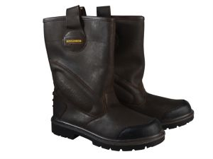 Hurricane Composite Midsole Rigger Boots UK 12 Euro 47
