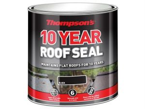 Thompson's Roof Seal Black 2.5 Litre