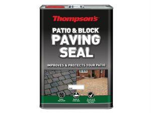 Patio & Block Paving Seal Natural 5 Litre