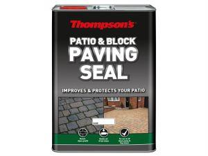 Patio & Block Paving Seal Wet Look 5 Litre