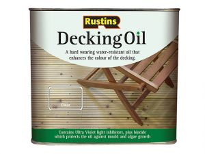 Decking Oil Clear 2.5 Litre