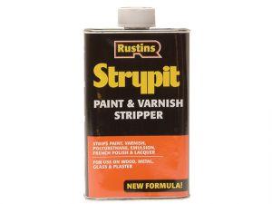 Strypit Paint & Varnish Stripper New Formulation 500ml