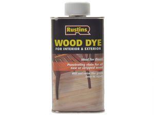 Wood Dye Dark Teak 250ml